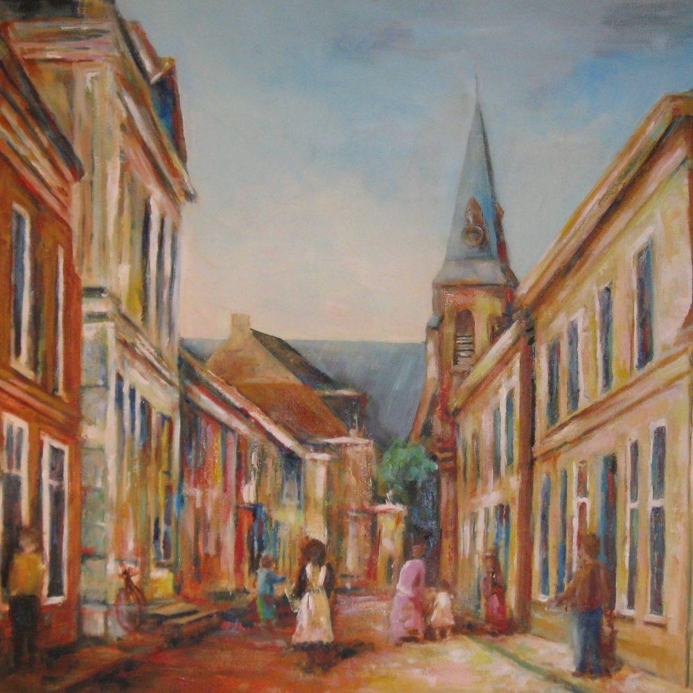 Langestraat Genemuiden